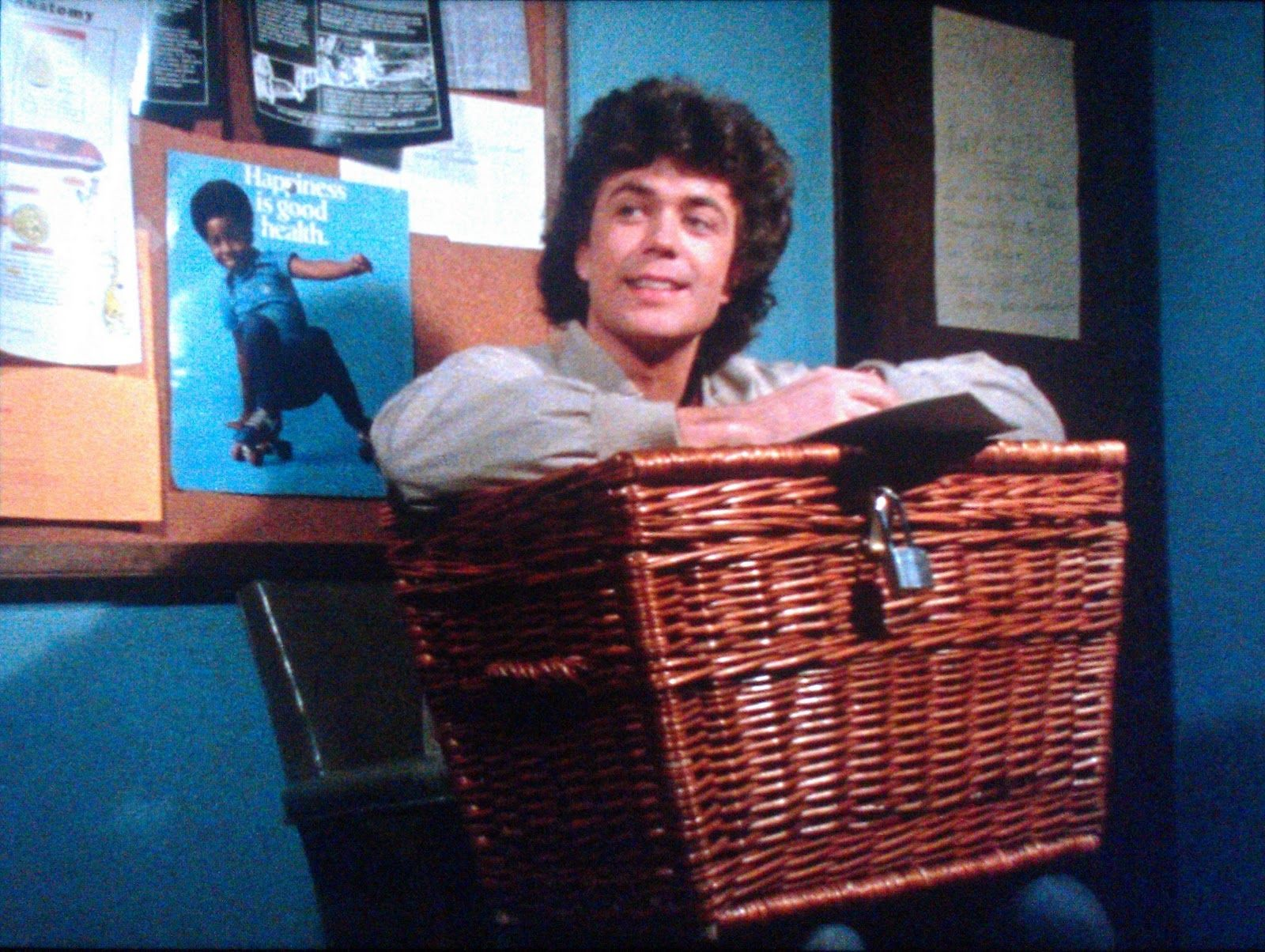 "Basket Case 1982 - ""What's in the basket?"""