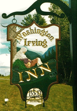 Washington Irving Inn, HDU