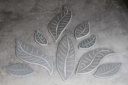 Leaves, Bluestone