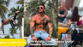Entrevista a Claudio Giannotti