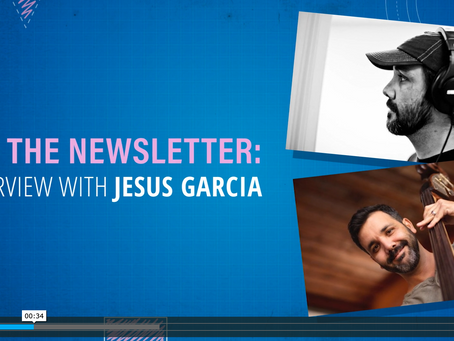 Music and Communications - Interview with Jesus Garcia.