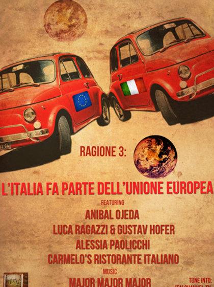 L'Italia Fa Parte Dell'Unione Europea
