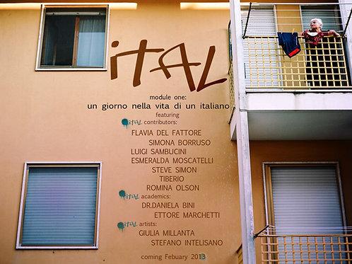 Un Giorno Nella Vita Di Un Italiano