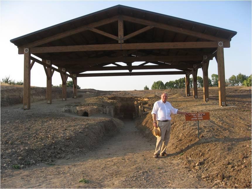 Salvataggio dell'importante sito archeologico di Pantanello nell'Italia meridionale