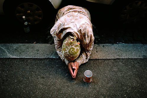 Praying Gypsy