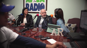 Visita a Avila Radio