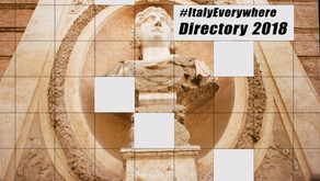 Building the #ItalyEverywhere Directory 2018