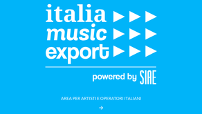 An Interview with The Italia Music Export