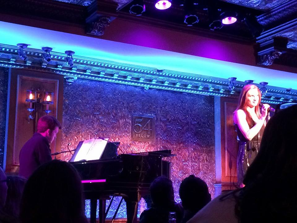 BW at 54 Below