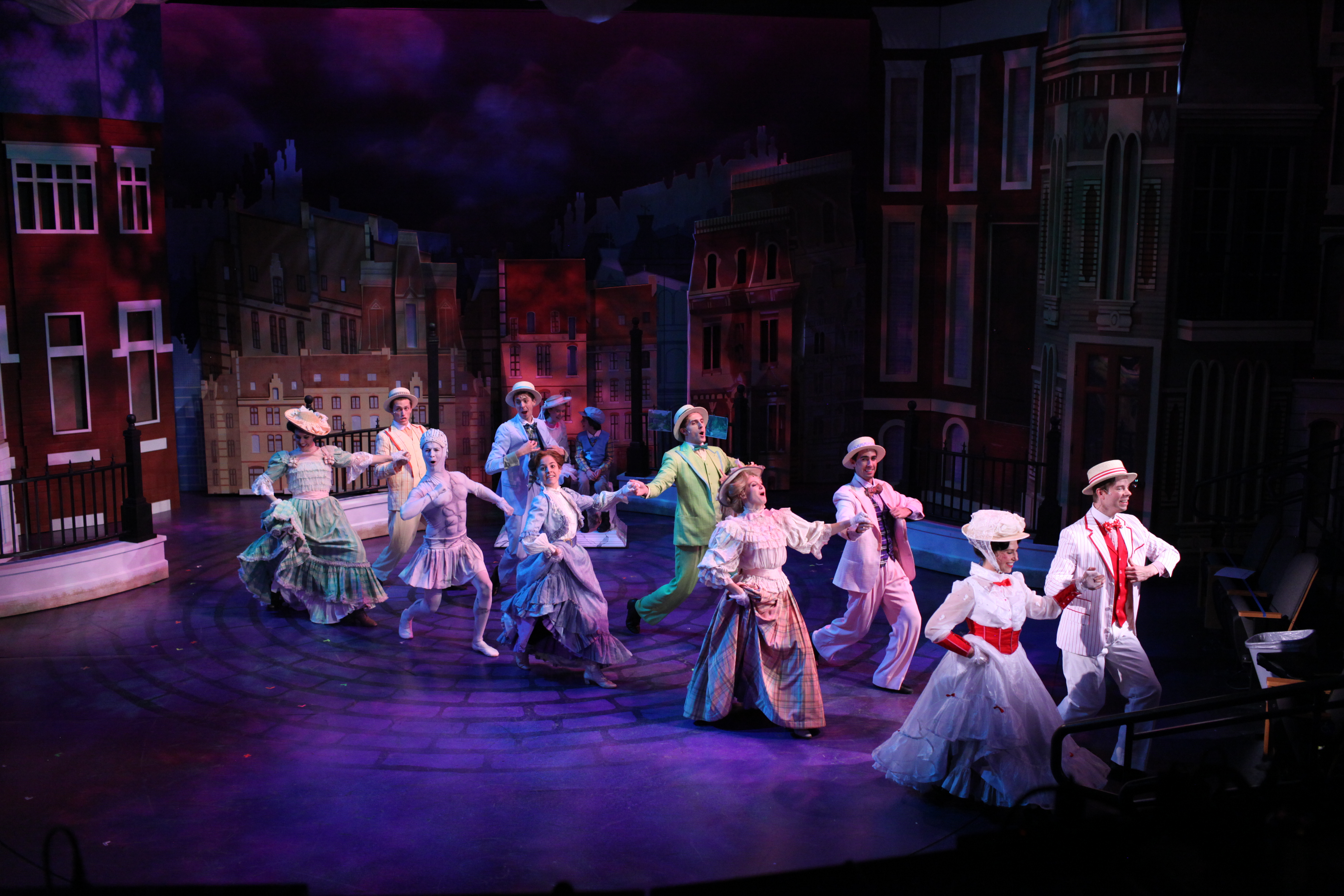 Mary Poppins (Northern Stage)
