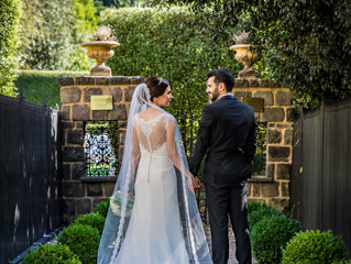 Mona & Majid - A Persian love story in Melbourne