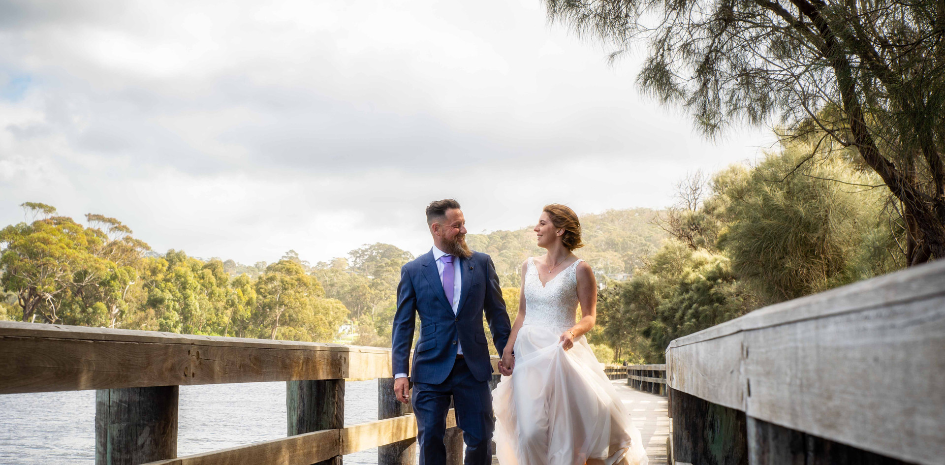 Wedding in Lorne