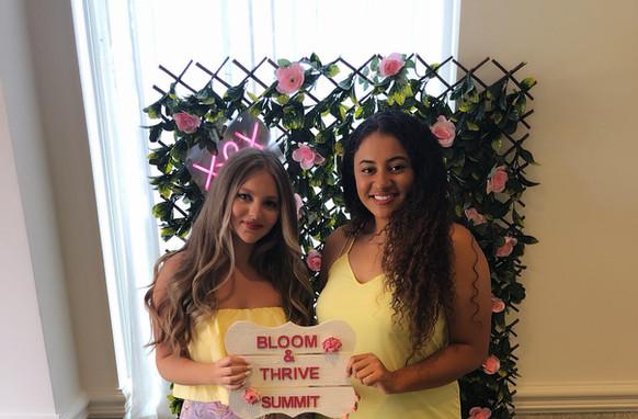 Founders- Brittany Ennis & Brittany Krystantos