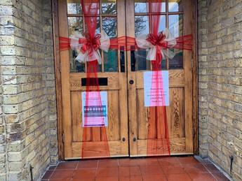 Wickham Common goes Christmassy
