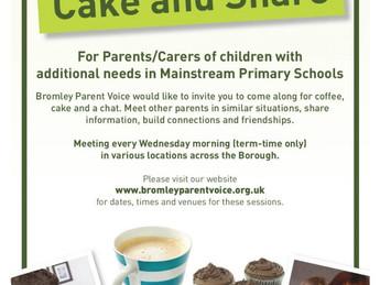 Cake and Share