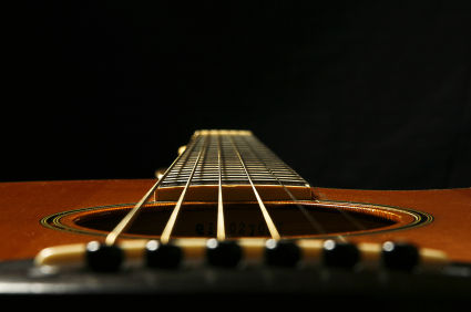Guitar with Ray