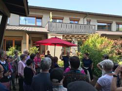 Portland Cohousing Tour