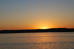 Lake Monroe Sunset