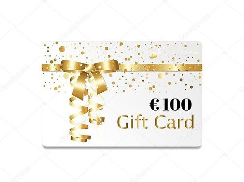 Gift Card Lebestetik - Valore € 100