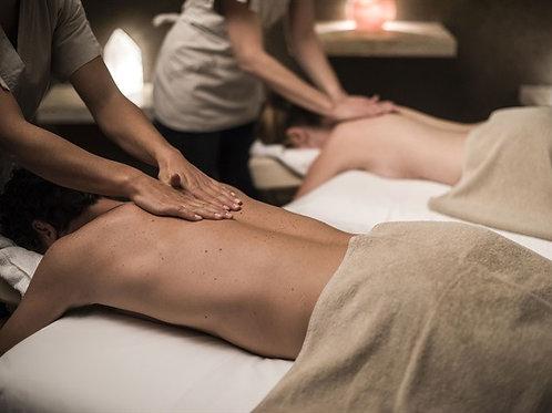 SMERALDO massage di coppia 50'