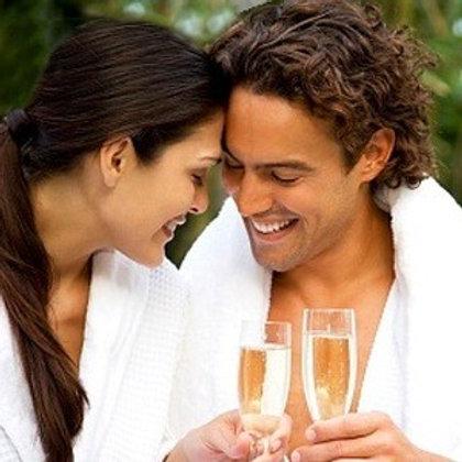 31/12 Exclusive Spa e Cena di coppia
