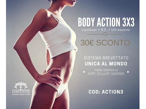 BODY ACTION 3x3 + DREN