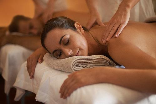 Massage À La Bougie ATTRAZIONE di coppia 75'