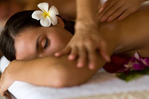 Hawaii massage 50'