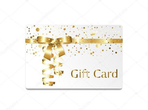 Gift Card Lebestetik pernonalizzata - Scegli Valore Superiore