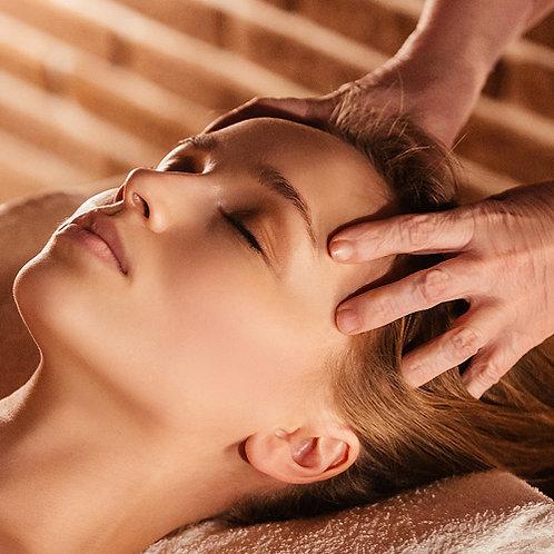 Deco&Relax Massage con Scalp Rimedy- 45'
