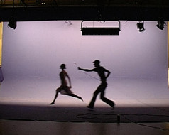 Duet - short film - making of