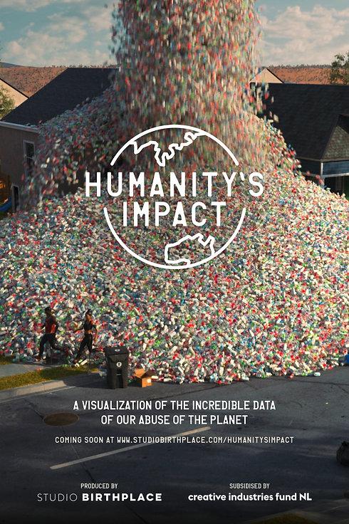 Humanitys Impact - episode 1 - poster