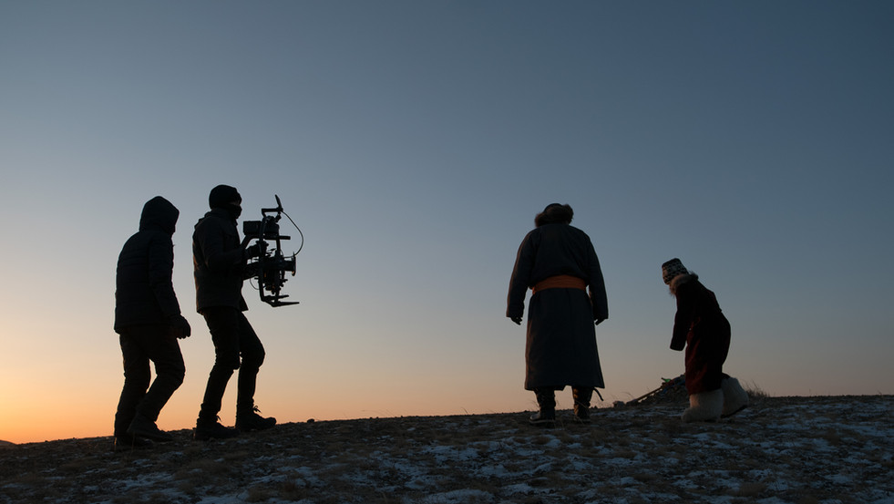 Novo Amor - Sleepless / Repeat Until Death - behind the scenes - shoot