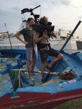 Noisia - Mantra - behind the scenes - shoot
