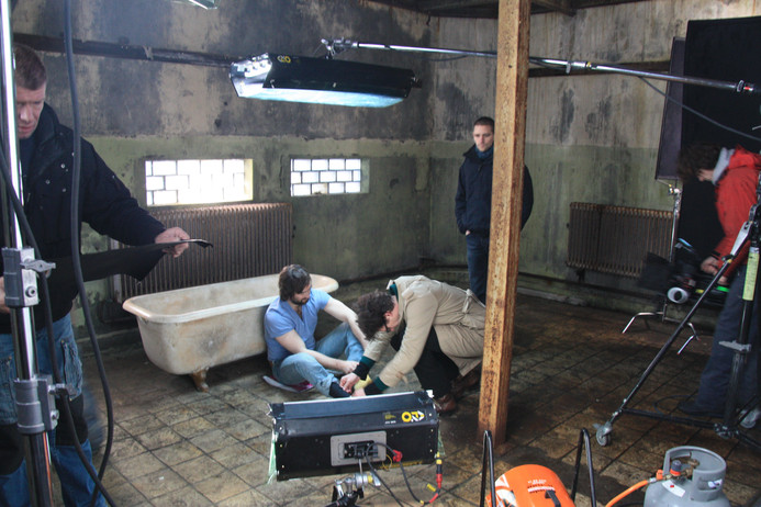 Anouk - For Bitter Or Worse - behind the scenes - shoot