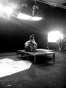 Noisia - Tommy's Theme - behind the scenes - shoot