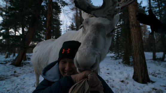 Naga DDB Tribal - Christmas message - behind the scenes - shoot