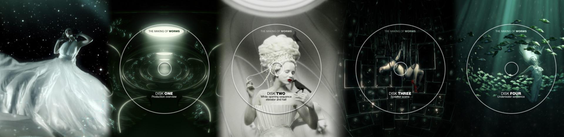 Lolly Jane Blue - Worms - Gnomon workshop DVD