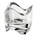 2.25in x 2in Glass tealight holder