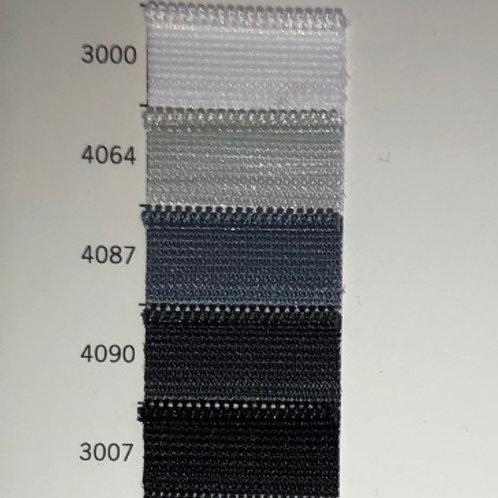Reissverschlüsse Grundfarben