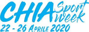 Riscatta il tuo pettorale gratuito della Chia Sport Week 2020
