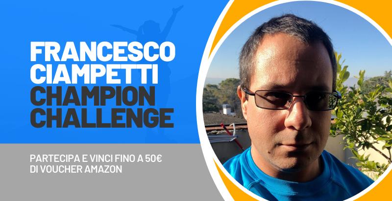 """Francesco Ciampetti: """"Come ho perso 25 kg a quasi 40 anni"""" - Esempio Virtuoso"""