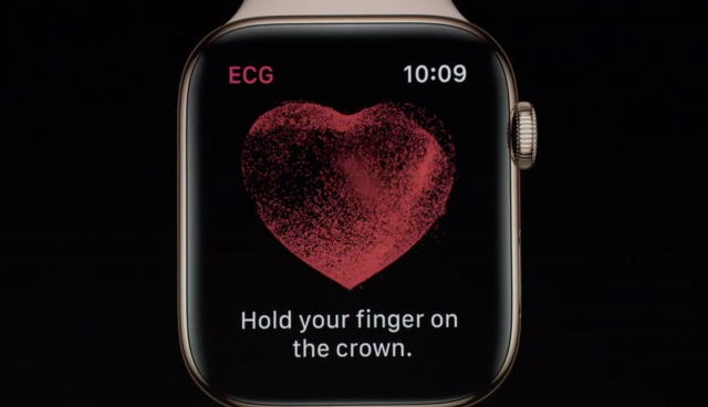 ECG-Apple-Watch-Elettrocardiogramma