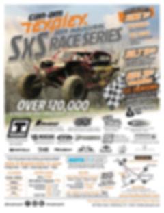 TexPlex UTV Race Series Flyer