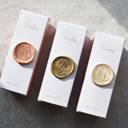 Personalised Wax Stamp & Seals