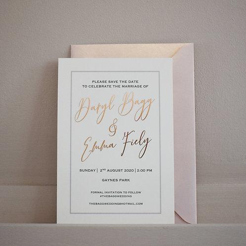 Decadent Wedding Stationery