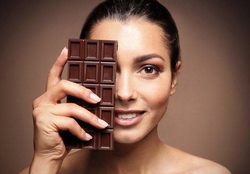Clear Skin and Chocolate: Can I Have Both?