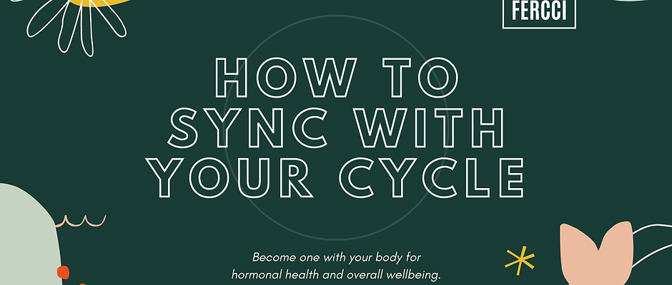 WORKSHOP: How To Sync With Your Cycle + Workbook