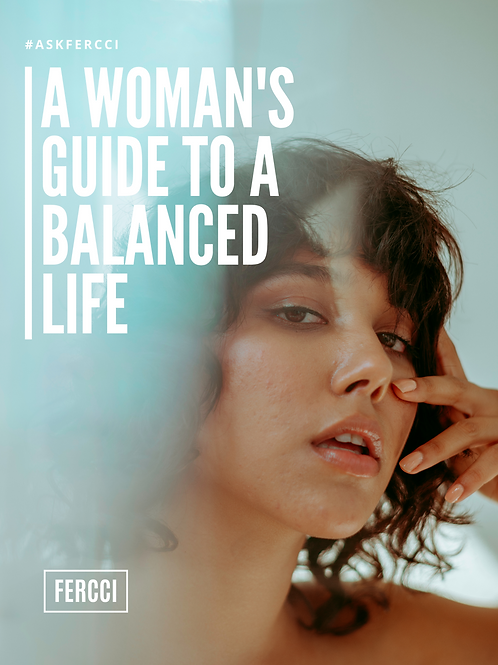 A Woman's Guide To a Balanced Life