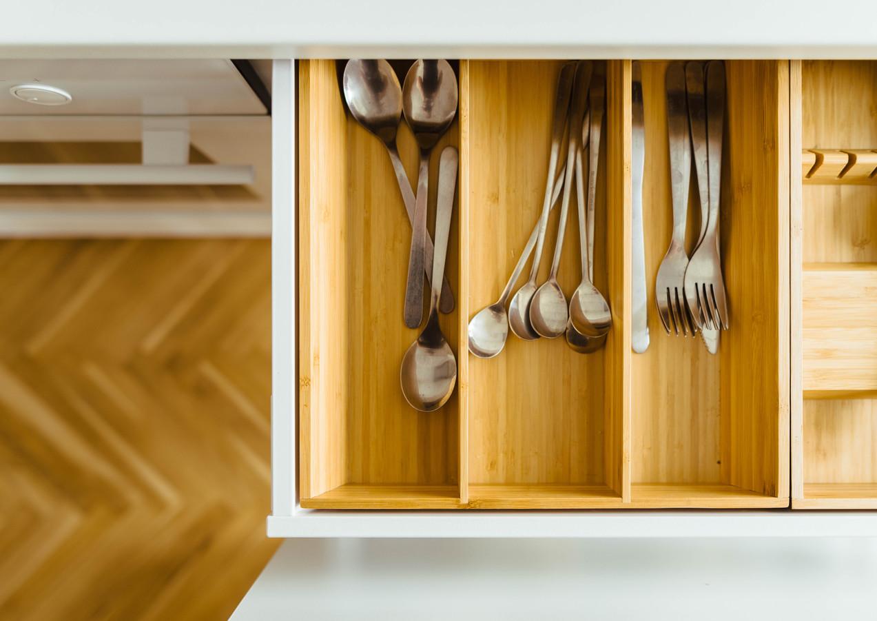 Küchenschublade_mit_Besteck